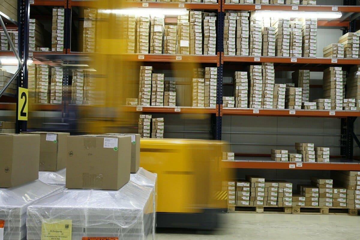 Logistik ebay Fulfillment