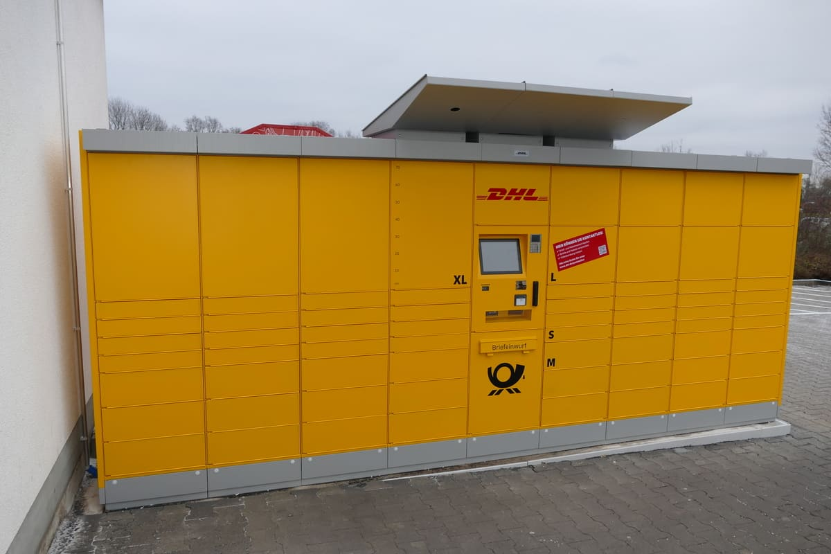 Deutsche Post DHL Poststation