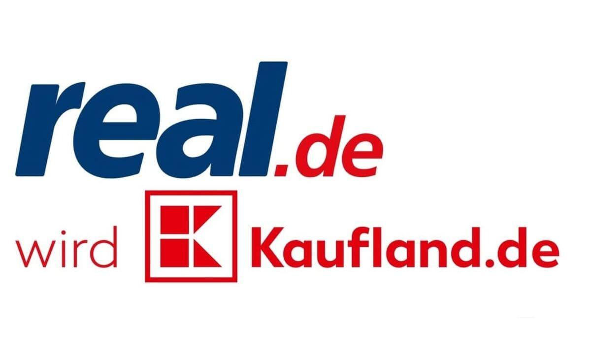 Real.de wird Kaufland.de © Kaufland