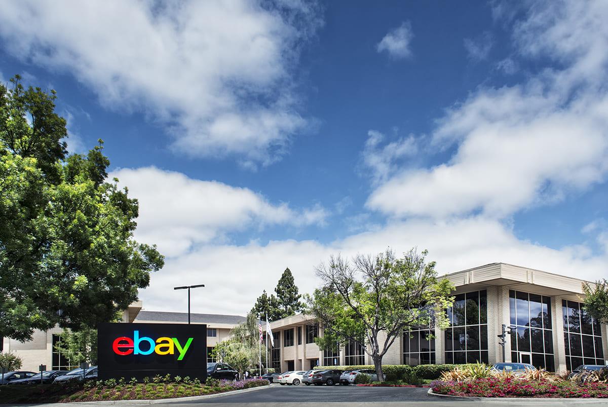 Ebay auf Wachstumskurs