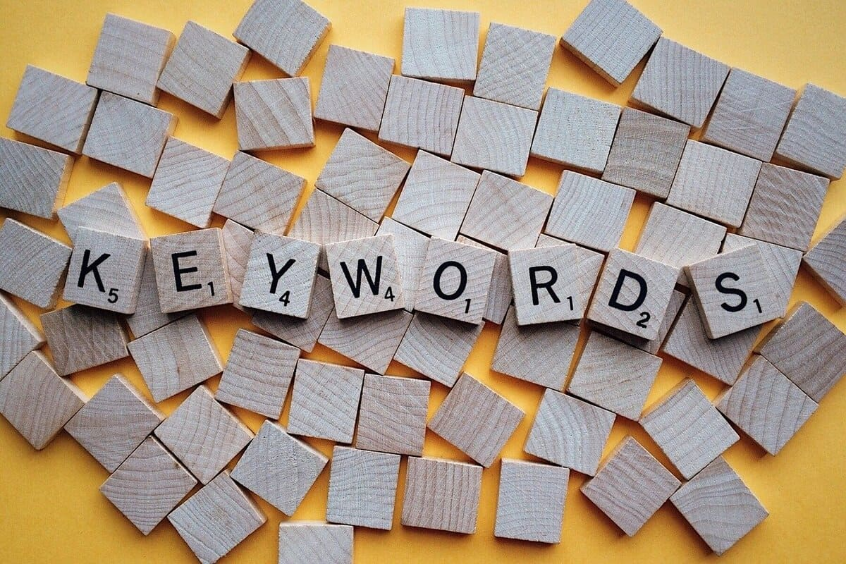 Sponsored Products Match Types Keywords